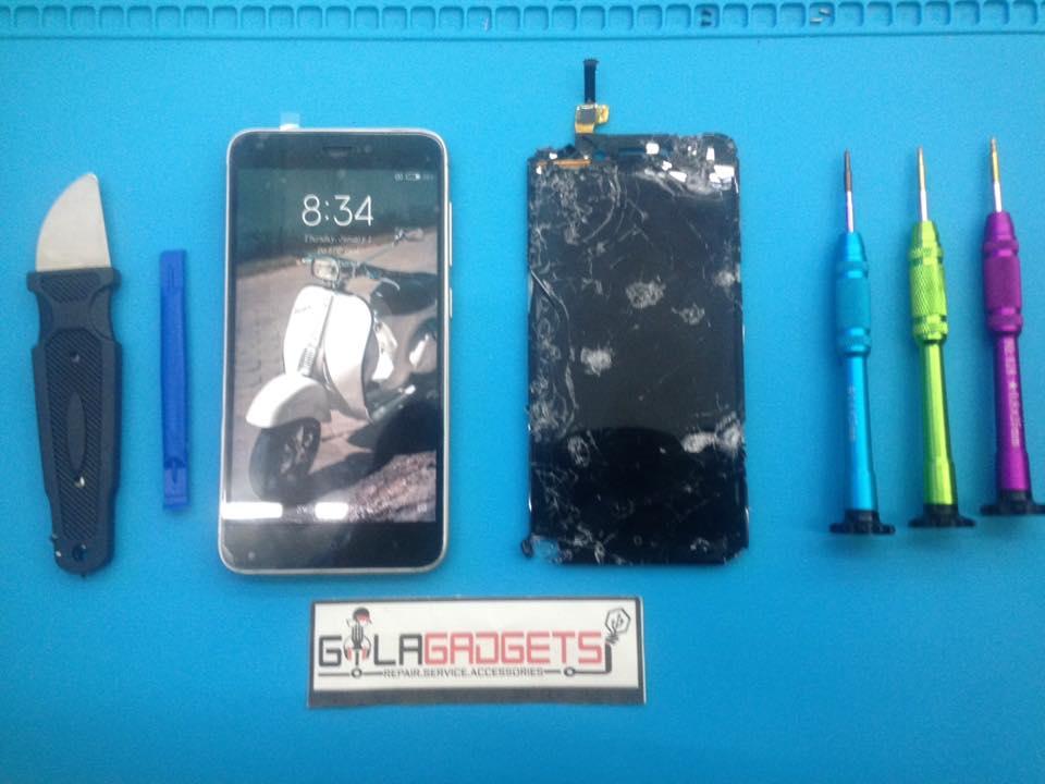 Replacement LCD Redmi 4x – Taman Permata