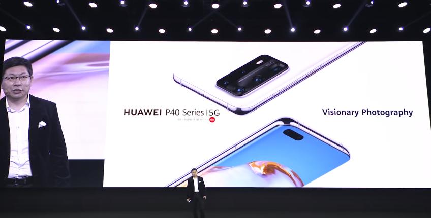 Siri Huawei P40 Dilancarkan – Huawei P40, Huawei P40 Pro dan Huawei P40 Pro+