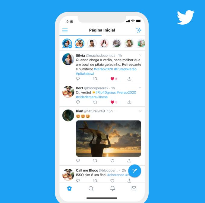 Twitter Sedang Menguji Fungsi 'Stories' Yang Dinamakan Fleet