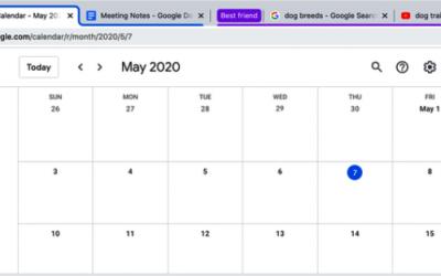 Google Chrome Melancarkan Ciri Penyimpanan Tab Secara Berkumpulan