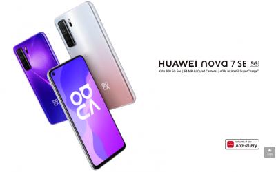 Huawei Nova 7 SE Dilancarkan Di Malaysia Pada Harga RM 1,499