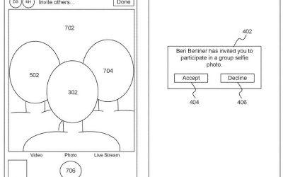 Apple Menerima Paten Untuk Swafoto Berkumpulan Sambil Mengamalkan Penjarakan Sosial